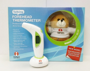 Talking Forehead Thermometer