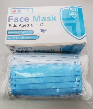 JTK Face Mask (Kids Aged 6-12)