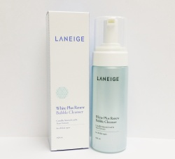 Laneige 兰芝 Bubble Cleanser White Plus Renew 雪漾亮白洁面泡沫