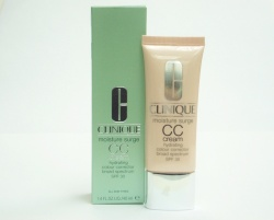倩碧 水凝保湿CC霜 SPF30 - CLINIQUE moisture surge CC cream