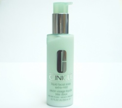 倩碧洗面液(特别温和配方) CLINIQUE liquid facial soap extra-mind
